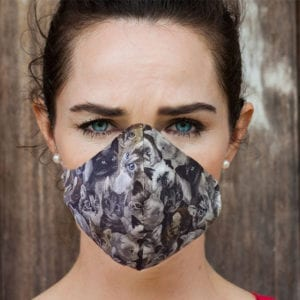 Quality Made Face Masks by Dust Covers For You!®
