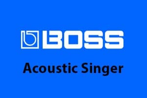 BOSS Acoustic Singer Guitar Amplifier Covers