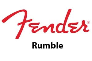 Fender Rumble Guitar Amplifier Covers
