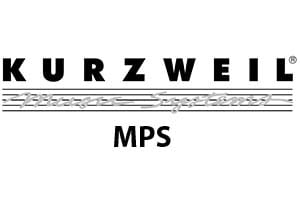 Kurzweil MPS Music Keyboard Dust Covers
