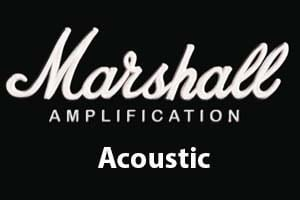 Marshall Acoustic Guitar Amplifier Covers