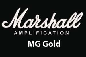 Marshall MG Gold Guitar Amplifier Covers