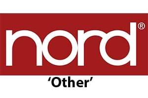 Nord Other Music Keyboard Dust Covers