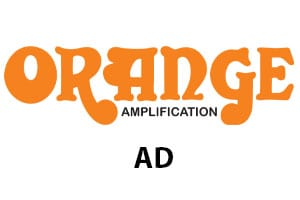 Orange AD Guitar Amplifier Covers