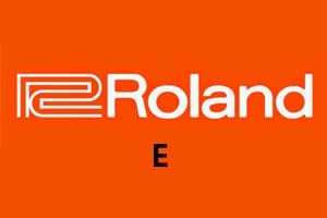 Roland E Music Keyboard Dust Covers