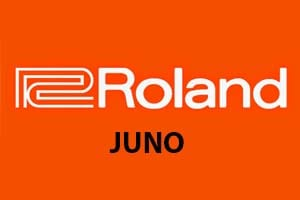 Roland JUNO Music Keyboard Dust Covers