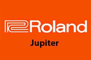 Roland Jupiter Music Keyboard Dust Covers