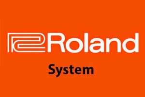 Roland System Music Keyboard Dust Covers