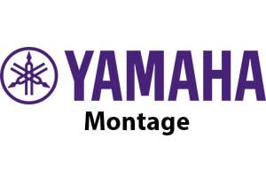 Yamaha Montage Music Keyboard Dust Covers