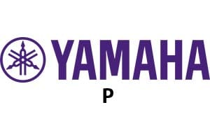 Yamaha 'P' Series Music Keyboard Dust Covers