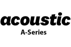 Acoustic A-Series Guitar Amplifier Covers
